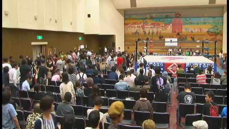 BJW. Saikyou Tag League 24.09.2016