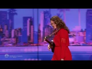 Deaf Singer Gets Simon Cowell's GOLDEN BUZZER _ Week 2 _ America's Got Talent 2017 ( 480 X 480 ).mp4
