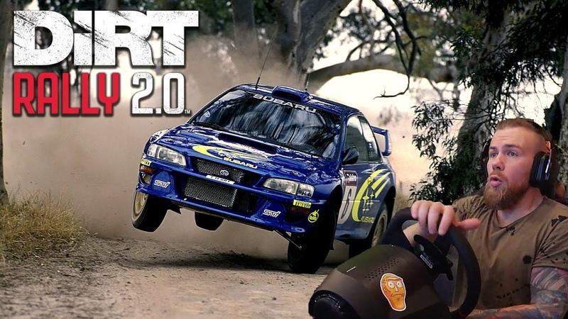 Dirt Rally 2 0 Subaru Impreza 22B НЕПОКОРНАЯ ФИНЛЯНДИЯ