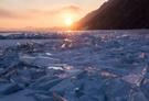 Лёд Байкала!
