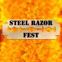 Логотип Steel Razor Fest (S.R.F.)