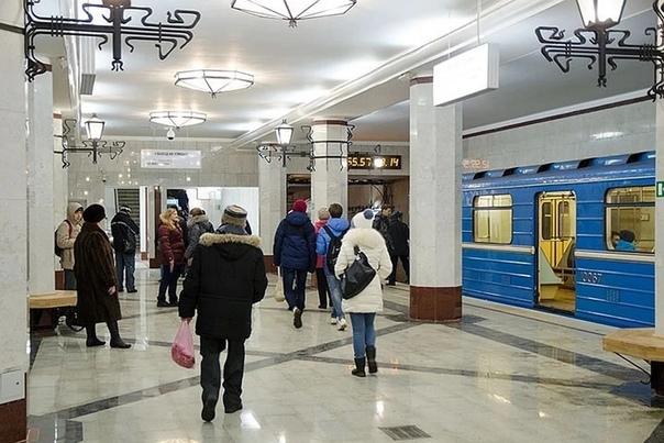 В метро Самары восстановят обычный интервал движен...
