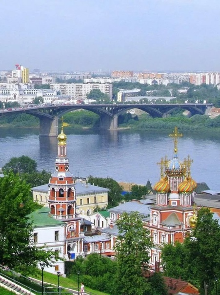 Температурный рекорд был установлен в Нижегородско...