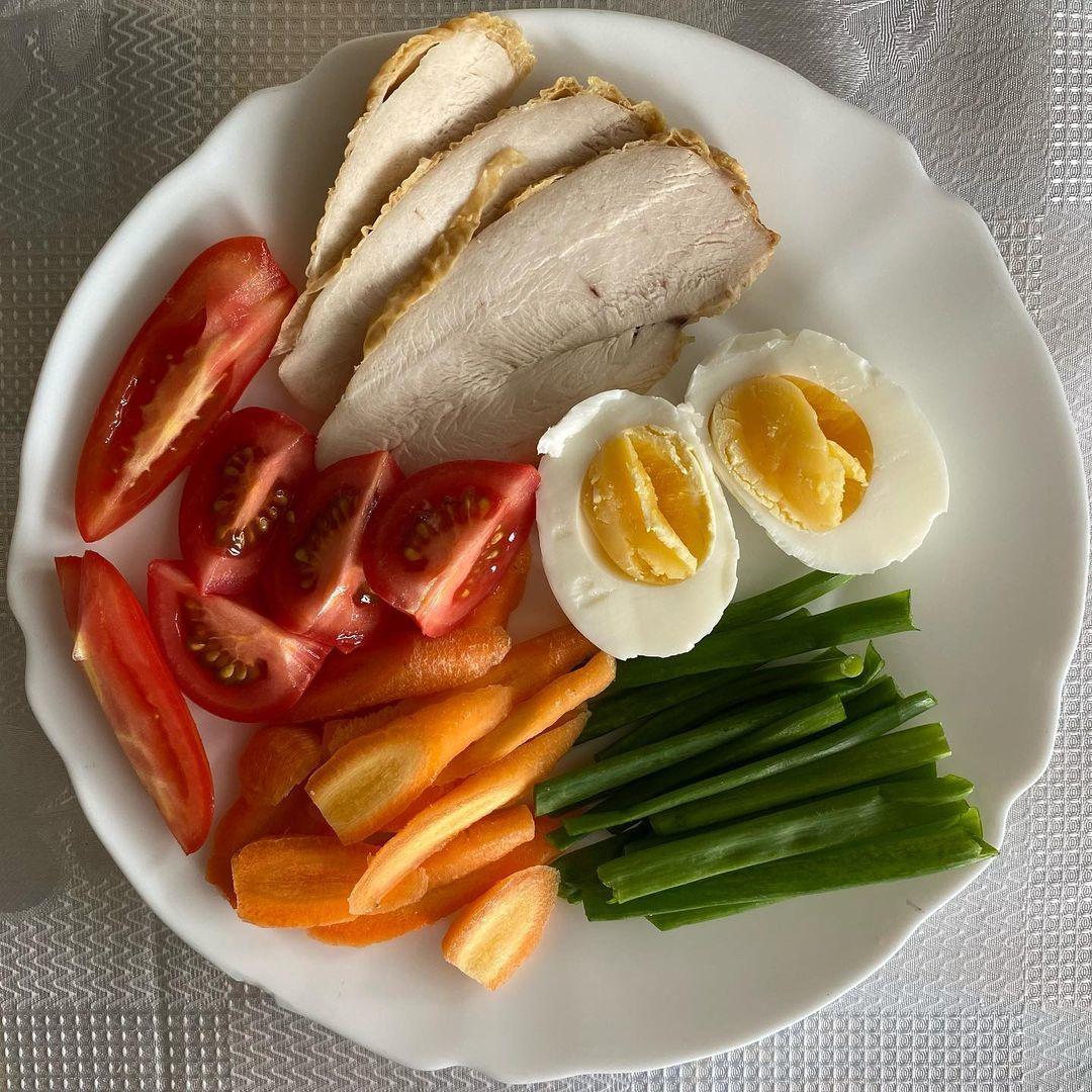 Завтракаем сытно и полезно