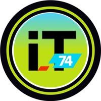 Логотип IT-PARK74 / Технопарк информационных технологий