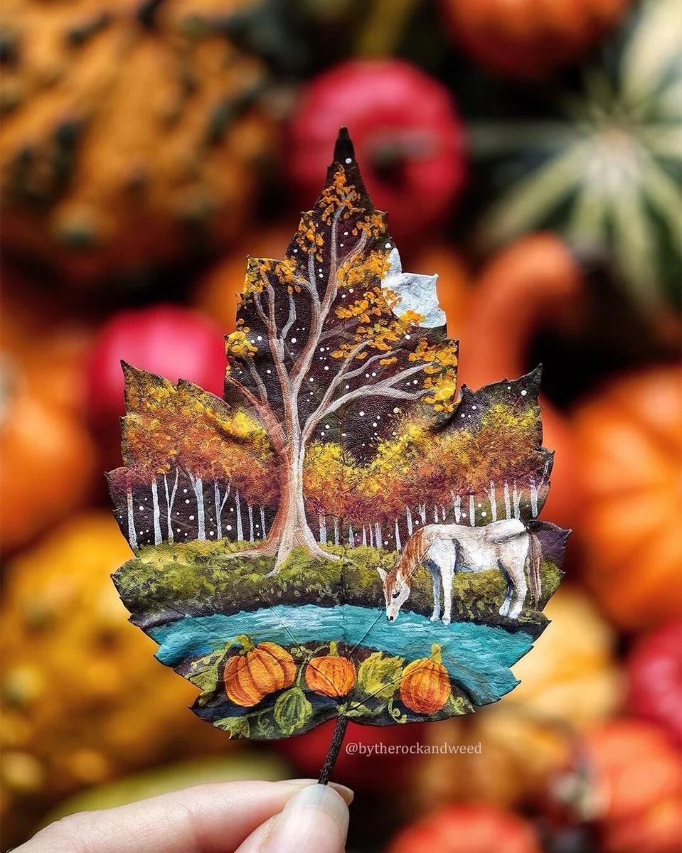 Эллисон Хетцелл из Цинциннати, штат Огайо, называет себя природным художником .