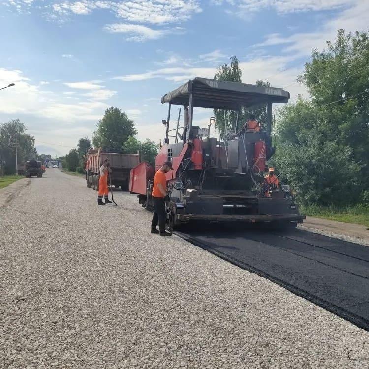 В Петровске на участке улицы Гоголя (от улицы Степана Разина до улицы Мичурина, в направлении к Петровскому АТП) проводится ремонт дорожного покрытия проезжей части.