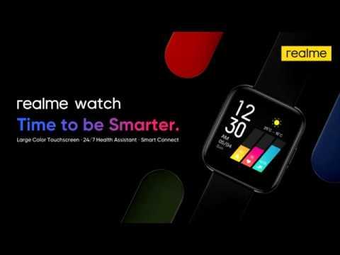 Realme Watch - Теперь Amazfit Bip S не интересны