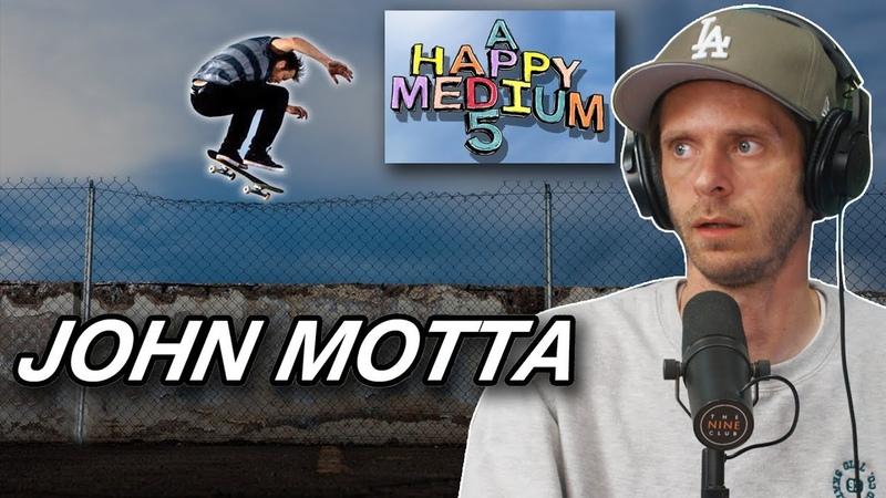 We Talk About John Mottas A Happy Medium 5 Part!