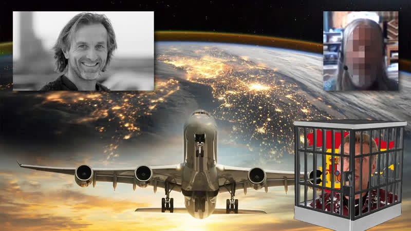 Ole Dammegard Explores International Travel in a Covid-19 World with Retired Pilot Willem Felderhof