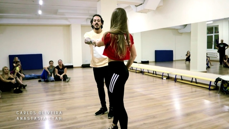 Carlos Anastasia 23 11 2019 Zouk Workshop in Kazan zoukkazan sensedancestudiose
