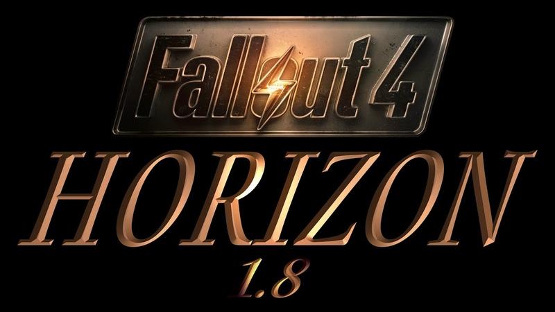 Fallout 4 Сборка IRWL4FALL 1.2 HORIZON v.1.8 77 [ДАНСА НЕ ОТПУСКАЕТ]