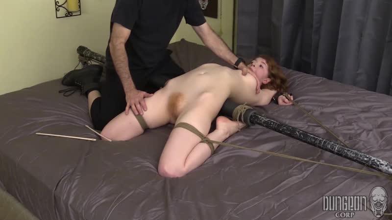 BDSM Bondage Slaves Humiliation  Abby Rains - The Submissive Abby 3