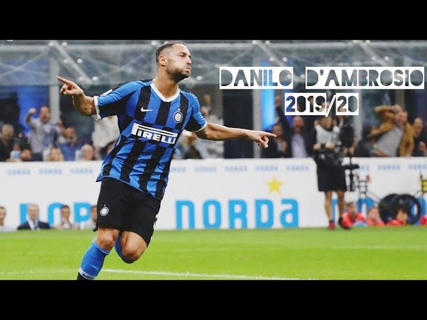 Danilo D'ambrosio ● 2019 20 ● Best Defensive Attacking Skills 💙🖤