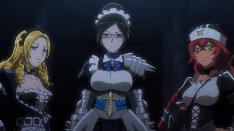 Maids Vs Thieves Overlord III