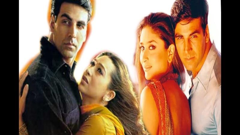 Karishma Kapoor Akshay Kumar Kareena Kapoor Vm ll Mohabbat Dil Ka Sakoon ll