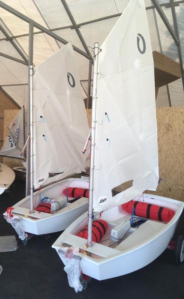 Спортивные школы Таганрога получили оборудование и инвентарь