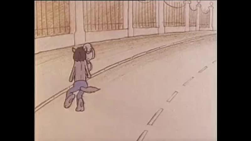 Мой приятель светофор (1978) Советский мультфильм _ Золотая коллекция