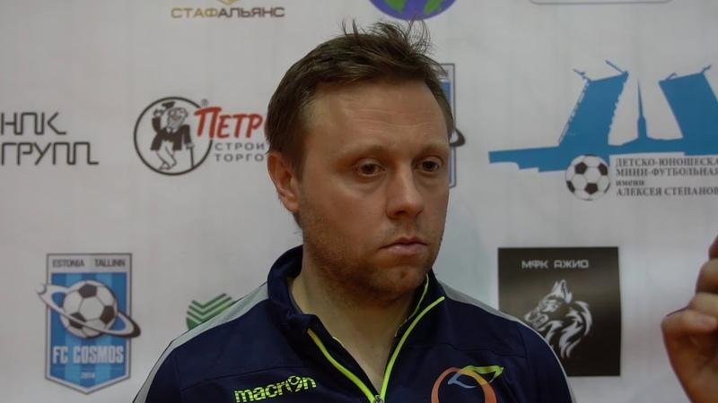 Интервью С Голубев Nevskaya co