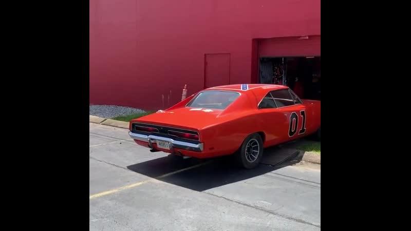 1969 Dodge Charger Придурки из Хаззарда