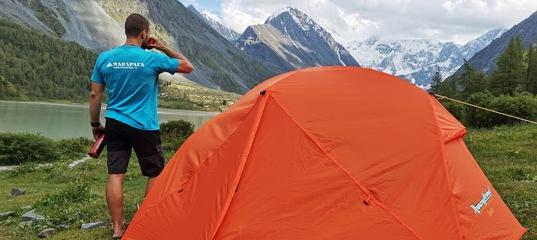Друзья, напоминаем, что в этом сезоне мы представили покупателям несколько палаток – новинок производства МАНАРАГА под брендом RockLand. Среди них модель RockLand Cycle 2+.