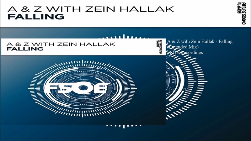 A Z with Zein Hallak Falling Extended Mix