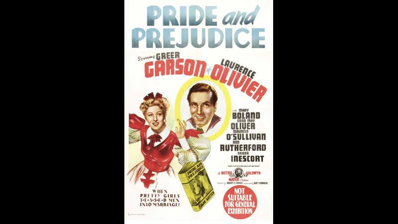 Гордость и предубеждение Pride and Prejudice 1940 Роберт З Леонард
