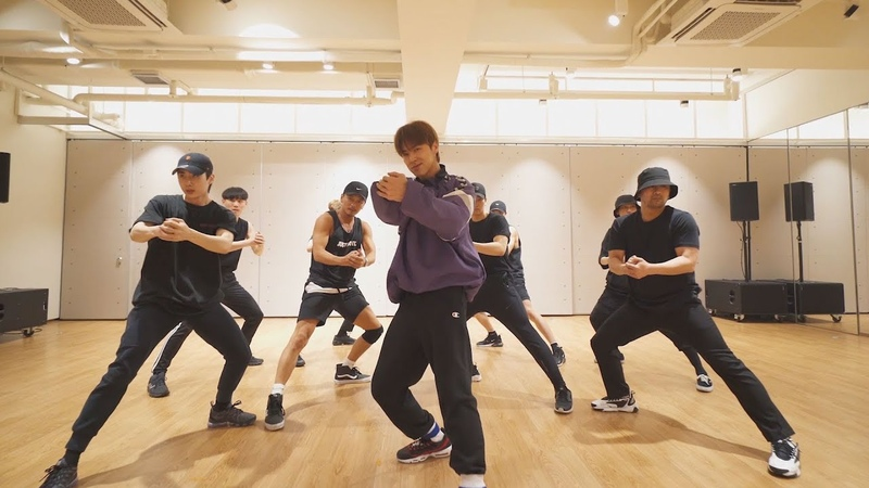 U-KNOW 유노윤호 Follow Dance Practice