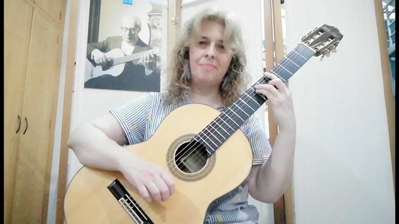 2 Impresiones Levantinas Autor Oscar Esplá María Esther Guzmán guitarra clásica