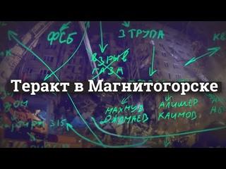 """""""Мы знаем, что случилось в Магнитогорске. Это был теракт"""": расследование от издания BAZA NR"""