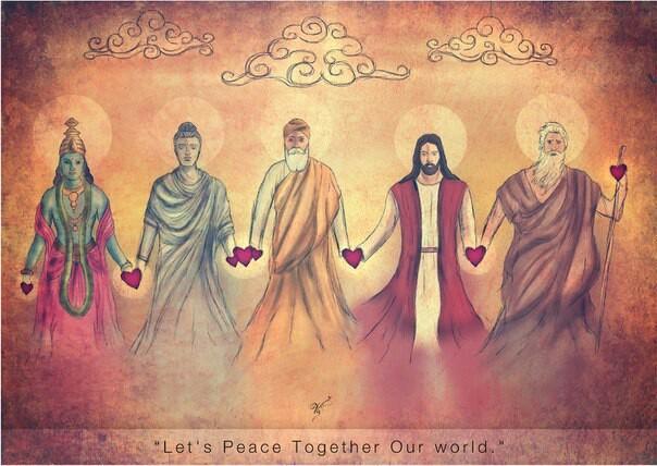 ЧЕТЫРЕ ГЛАВНЫХ ДУХОВНЫХ ВОПРОСА. «Послания» Хазрат Инайят Хан., изображение №6