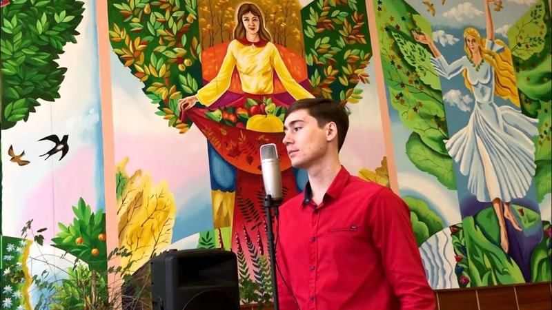 Can't Help Falling In Love - Ilnar Sharafutdinov (Elvis Presley)