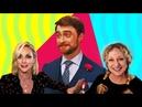 The Cast of Unbreakable Kimmy Schmidt on Getting Cozy with Daniel Radcliffe