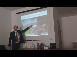 Как очищать организм с продуктами немецкой компании LR. Что такое Детокс Семинар
