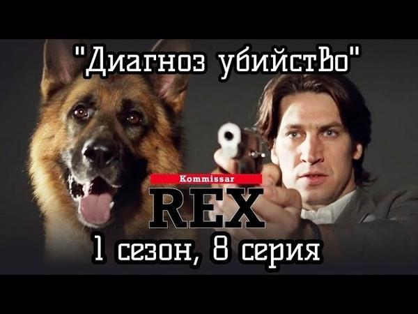 Комиссар Рекс 1 сезон 8 серия Диагноз убийство 1994 год