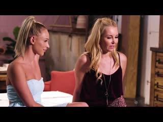 Emma Hix and Aaliyah Love - Moms Mystery Job [Lesbian]