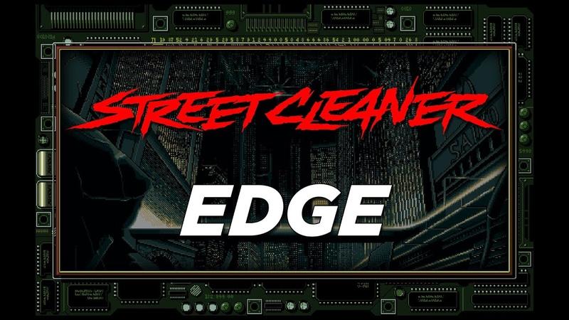 Street Cleaner EDGE Full Album Synthwave Cyberpunk