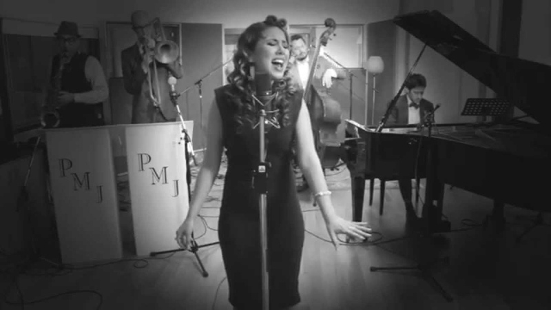 Creep Vintage Postmodern Jukebox Radiohead Cover ft Haley Reinhart