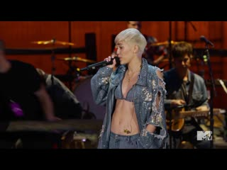 Miley Cyrus - MTV Unplugged Uncensored 1080p HDTV