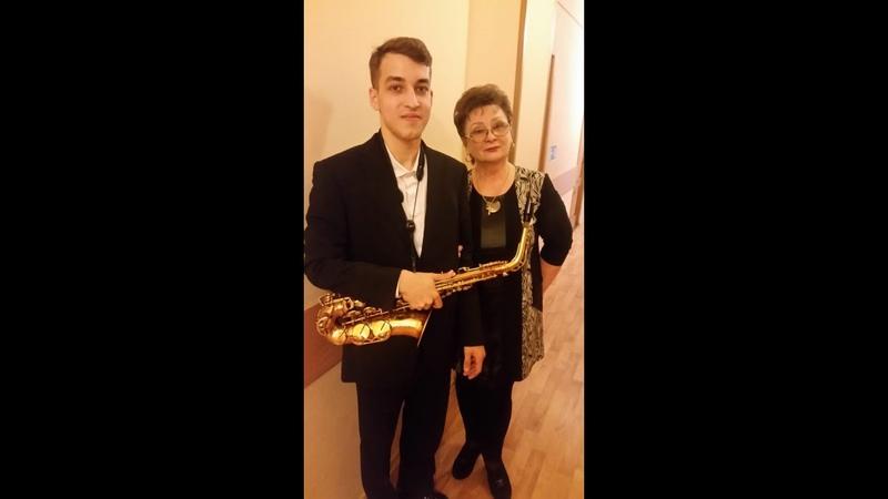Онлайн концерт Попова Егора и Лилии Мелиховой 03 06 2020