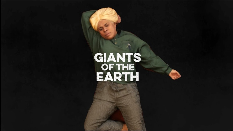 Julien Mier Giants of the Earth Official Music Video