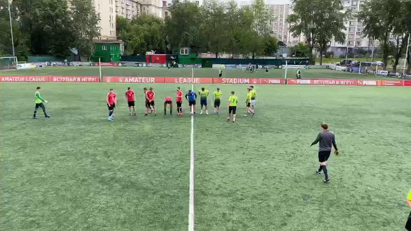Дуслар Кристал Пэлас 1 16 Кубка Англии Amateur League