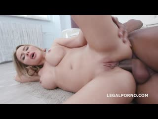 Balls Deep, Tori Dakota goes Black for the First Time with Balls Deep Anal, ATM and Swallow