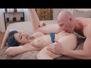 FamilySinners Jewelz Blu Getting Off After My Step Brother Caught Me- Family Sinners Taboo Sex Teen POV Horny Hottie
