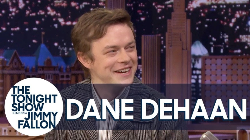Dane DeHaan Punches Jimmy Fallon in the Face
