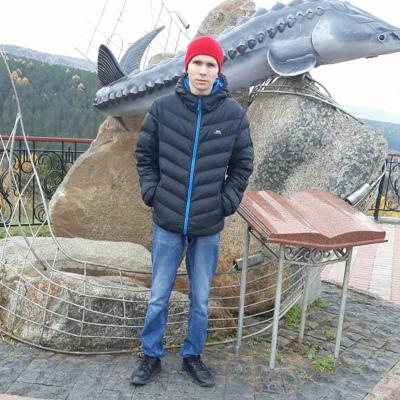 Игорь, 29, Abakan