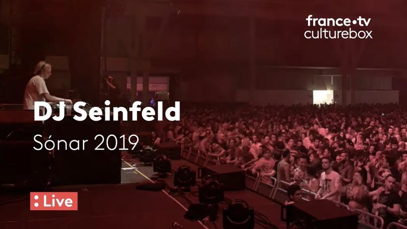 DJ Seinfeld DJ set @ Sónar 2019 full show
