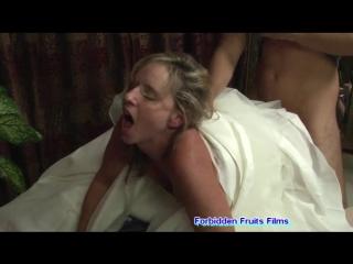 Сын выебал пьяную мамку перед свадьбой | incest mom son инцест зрелая мама Jodi West