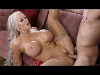 Alura Jenson - Put Up Or Shut Up [All Sex, Hardcore, Blowjob, MILF, Big Tits]