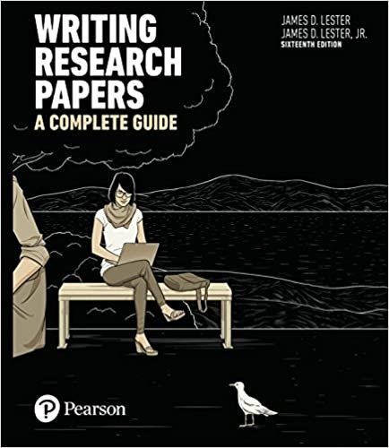 Writing Research Papers A Complete Guide 16th Edition